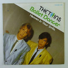"7"" Single - The Twins - Ballet Dancer - s877 - washed & cleaned"