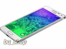 "Samsung Galaxy A7 White A7000 5.5"" S.AMOLED DualSim OctaCore 13MP Phone By FedEx"