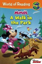 Mickey and Friends World of Reading: Minnie : A Walk in the Park by Gina Gold...