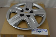 "2006-2011 Chevrolet Impala 16"" Silver 5-Spoke Wheel Cover Hub Cap OEM new GM"