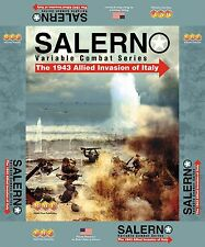 wargame:SALERNO by MMP no Compass MMP AH DG GAMERS SPI GMT COA