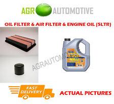 DIESEL OIL AIR FILTER KIT + LL 5W30 OIL FOR MAZDA MPV 2.0 136 BHP 2003-06