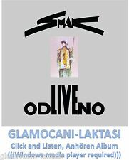 CD SMAK - ODLIVENO LIVE ALBUM 1992 one records