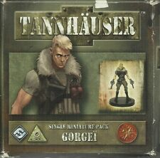 FANTASY FLIGHT GAMES FFG - TANNHAUSER GORGEI & YULA MINIATURE PACKS (No rules!)