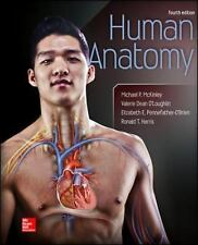 NEW - USA EDITION Human Anatomy 4th Edition by McKinley