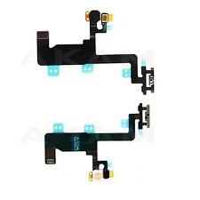 Botón De Encendido Apagado Flex Cable Con Micrófono de piezas de repuesto iphone 6 6G