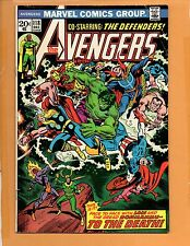Avengers # 118 Defenders Spider-Man Thanos !! FN/VF