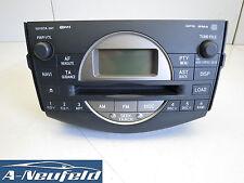 Toyota RAV4 III 3 Radio 6 Fach CD-Wechsler MP3 86120-42220 (56)