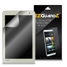 "3X EZguardz Screen Protector Cover HD 3X For Toshiba Encore 2 WT8-B 8"" Tablet"
