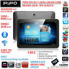 PiPO MAX M9 10.1'' QUAD CORE RK3188 1.8GHz 32GB 2GB RAM ANDROID 4.2 TABLET PC