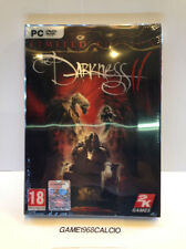 THE DARKNESS 2 II LIMITED EDITION COPERTINA LENTICOLARE 3D (PC) NUOVO SIGILLATO
