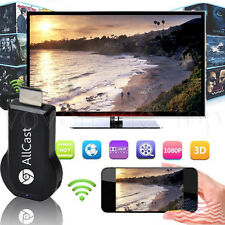 Hot HDMI 1080p Wireless WiFi Display TV Dongle Receiver Miracast Airplay DLNA