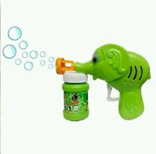 birthday Return Christmas Gift, Diwali gift toy for kid Bubble making gun 10ps