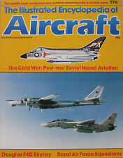 Encyclopedia of Aircraft Issue 196 Douglas F4D Skyray Cutaway drawing