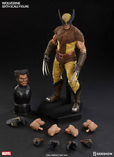 "Sideshow Marvel Collectibles X-Men Wolverine 1/6 Scale 12"" Figure MISB In Stock"