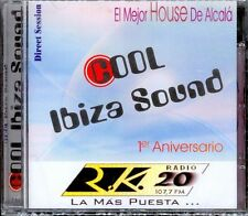 COOL IBIZA SOUND - SPAIN CD IM 2003 - Harry Romero feat Robert Queens, DJ Jam