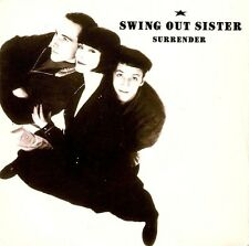 SWING OUT SISTER Surrender Vinyl Record 7 Inch Mercury SWING 3 1987
