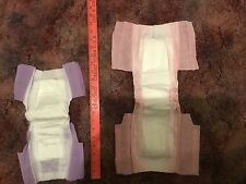 Vintage Huggies Girls Goodnites XL Korean Pull ups w easy open/close sides