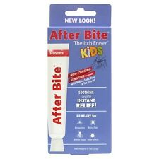 After Bite Kids 0.7 oz Sensitive Sting Treatment for insect bites, itch eraser