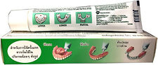 New Polident 60g Denture Adhesive Cream Glue Complete Comfort Teeth Gums Fresh