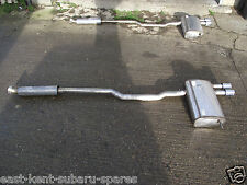 Mini Cooper S R56 Stainless Steel Exhaust Cat Back EBERSPACHER 11.21.318.020 3in