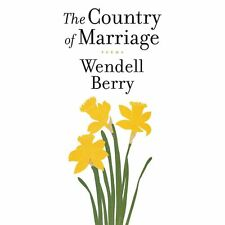 A Country of Marriage: Poems, Berry, Wendell, Good Book