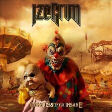 Izegrim - Congress of the Insane [Digipak] (CD, Oct-2013, Listenable) NEW SEALED