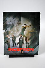 Inception Lenticular Magnetic Steelbook Cover