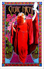 Stevie Nicks Fan Poster #2 White Winged Dove Beautiful Litho Signed by Bob Masse