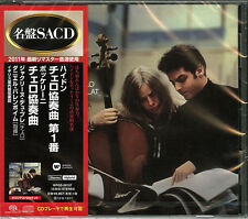 JACQUELINE DU PRE-HAYDN: CELLO CONCERTO IN C MAJOR...-JAPAN SACD Hybrid G50