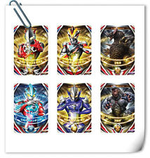 Ultraman ORB DX Ultra Fusion Card Legend Fusion Set BANDAI