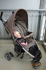 """Moon Fit Buggy 970089-331 - Buggy """"Fit"""", Design """"mud"""" Mocca"""