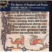 Spirits of England and France, The (Page, Gothic Voices) CD NEW