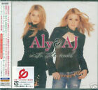 Aly & AJ - Into The Rush - Japan CD+3BONUS - NEW