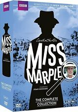 MISS MARPLE The Complete Collection (DVD, 2015) BBC TV Series Volumes 1 2 &