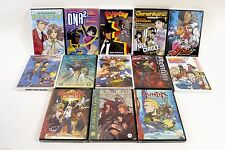 Kuroni Kenshin Huntik Lupin Lot Anime DVDS