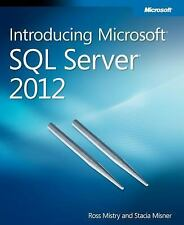 Introducing Microsoft SQL Server 2012-ExLibrary