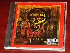 Slayer: Seasons In The Abyss CD PA 2007 American Recordings USA 88697 12884 2