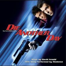 DIE ANOTHER DAY SOUNDTRACK CD 2002 Warner Bros Records ECD 007 Madonna Oakenfold