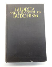Buddha and The Gospel of Buddhism by Ananda Coomaraswamy; Antique Hardcover 1928