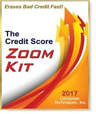 Need a Good Credit Score RIGHT NOW?  Zoom Your Score in Just 30 Days!