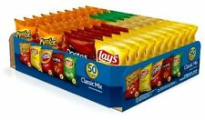 Frito-Lay Classic Mix Variety Pack 50 Count Potato Chips Snacks