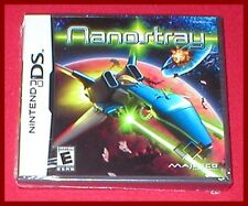 Nanostray for the Nintendo DS System NEW SEALED