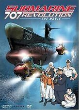 Submarine 707 Revolution The Movie DVD NEW factory sealed