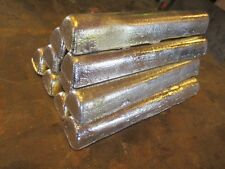 Pure Tin (Sn) Bar Stock 10 Pound Ingot/Metal/Solder Material