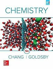 NEW - Chang Chemistry: Ap Edition by Chang, Raymond; Goldsby, Kenneth