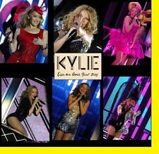 ★ KYLIE KISS ME ONCE 2014 CONCERT 1300+ PHOTOS CD LIVE TOUR SET 1 + 2 ★