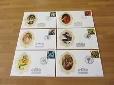 2009 Benham Silk Covers BS859-864 MYTHICAL CREATURES  (6 covers)