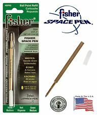One (1) Fisher Space Pen SPR Series Green Ink / Medium Point Refill #SPR3