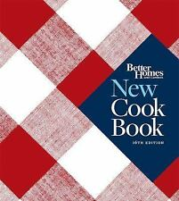 Better Homes and Gardens Plaid Ser.: New Cook Book by Better Homes and Gardens